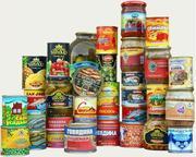 Консервы,  продукты оптом. Отправка в регионы.