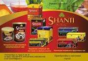 ООО «Шанти» предлагает чай,  кофе