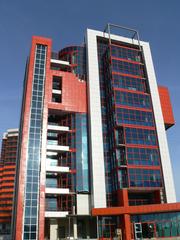 Окна ПВХ,  алюминиевые конструкции,  витражи,  вентилируемый фасад