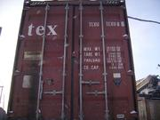Продам 40 футовые контейнеры в г.Сургуте