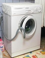 Установка стиральной машины,  подключение к водопроводу и канализации