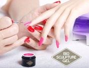 Укрепление ногтей Bio Sculpture Gel