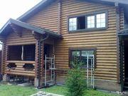 Строительство деревянных домов и бань.Славяне.