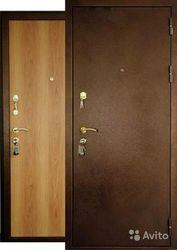 Металлические двери.Сварочные работы.