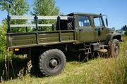 Автомобиль  газ 33088 егерь 2  хаки бортовой  от  изготовителя