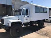 Вахтовый автобус ГАЗ 33088 садко